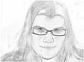 PrincessBratangel in Pencil by turtle89431