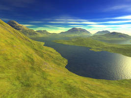 Landscape 002 by turtle89431