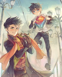 Supersons by Laulaubi