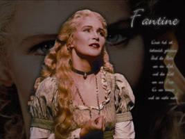 Maya as Fantine by Alistanniel