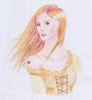Milady de Winter by Alistanniel