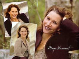 beautiful Maya Hakvoort by Alistanniel