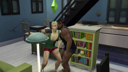 Pretty sure my new sims are gay by stuartpierce