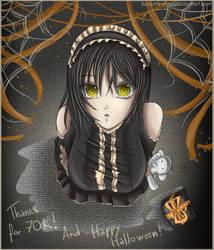 -- Halloween - 70k hits -- by Kurama-chan