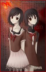 -Fatal Frame 2: Cute version- by Kurama-chan