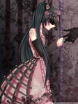 -- Ciel as Deformed Diva -- by Kurama-chan