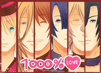 -- Uta Prince: 1000 love -- by Kurama-chan