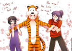 -- No. 06: Hobbes is mine -- by Kurama-chan