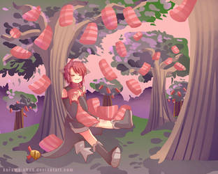 -- SS: Salmon forest -- by Kurama-chan