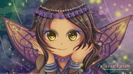-- Fairy Commission 6 -- by Kurama-chan