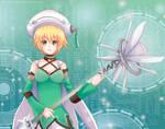 -- Commission: Atoli 1 of 2 -- by Kurama-chan