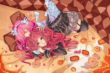 -- Gift for Yuu-chan -- by Kurama-chan