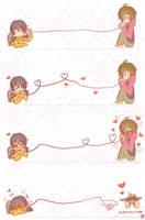 -- Tamako Market Mini Comic -- by Kurama-chan