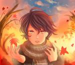 -- Autumn -- by Kurama-chan