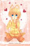-- Commission : Hasuta from Nyakuro-san -- by Kurama-chan