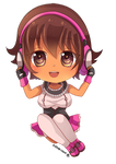 -- Chibi commission for task-master 03 -- by Kurama-chan