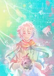 -- DMMD: I have a heart -- by Kurama-chan