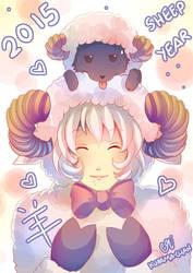 -- DMMD : Year of the Sheep -- by Kurama-chan
