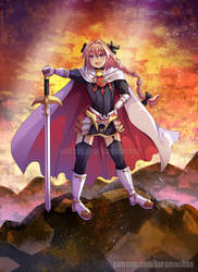 -- Fate Collab: Astolfo -- by Kurama-chan