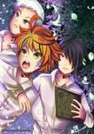 -- Yakusoku no Neverland -- by Kurama-chan