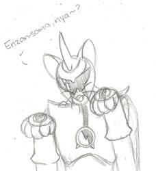 .:Neko ProtoMan.EXE:. by Feral101