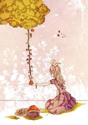 Kagamine Rin: Fairytale by Nanahii