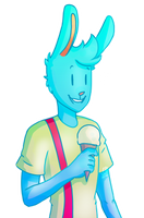 Nicecream guy by Gameaddict1234