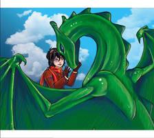 Pern Dragonrider by NepherimCrystal