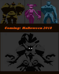 DS_Halloween special 2: WIP by felifan