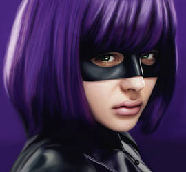 Hitgirl by Lestatslover84
