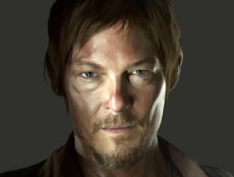 Reedus by Lestatslover84