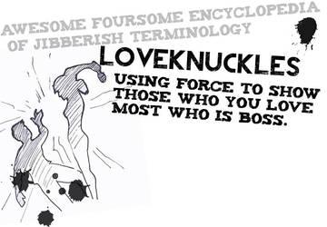 LOVEKNUCKLES by Petronallerr