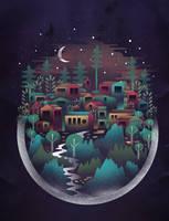 Dream Town by dandingeroz