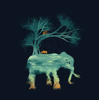 The Tree of Life by dandingeroz