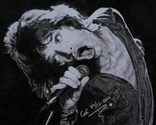 Mick Jagger by GoldenYears