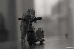 .: TRex Evolution :. by amygdalon