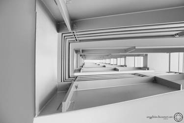 .: stairway :. by amygdalon