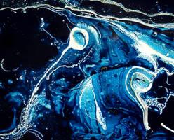 W-out 0818 ' Bleu Banale ' by W-out