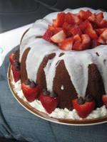 Chocolate Chip Bundt Cake II by Snowbunniez