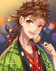 Commission - Hinata by doraling12