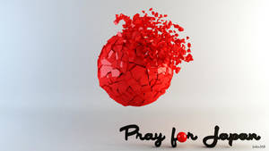 Pray for Japan by Grumpy-Owl