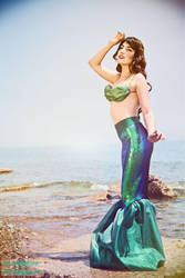 LBofE Walking Mermaid Tail - Mermaid Ashore by TheRestlessCosplay