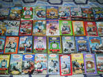 All Of My Thomas Friends VHS DVD Collection by NWeezyBlueStars23