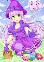 Secret Bunny - Wandora by Juul-for-President