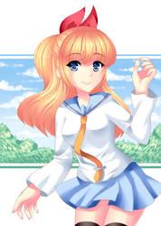 Nisekoi by Juul-for-President