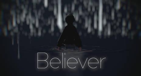 {MMD} -Believer- by sakuraD28