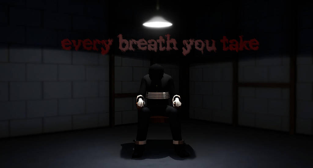 {MMD} -Every breath you take- by sakuraD28