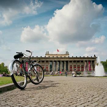 Berlin _ Alte Museum by Szylvester