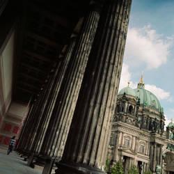 Alte Museum II by Szylvester