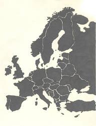 Europe by defoartist